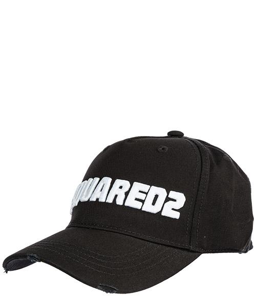Cap Dsquared2 bcm022205c00001m063 nero bianco