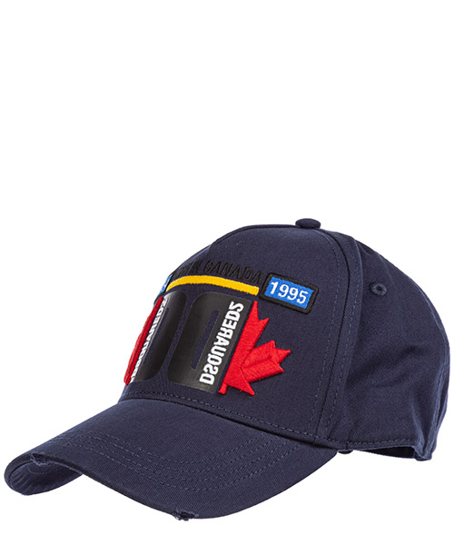 Cap Dsquared2 bcm024305c000013073 navy