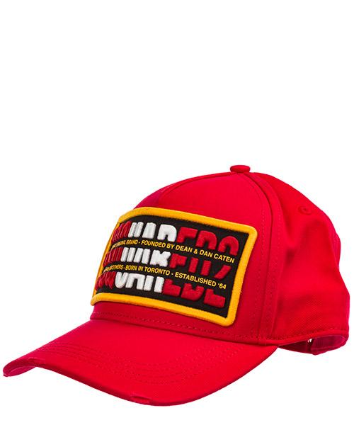 Baseball cap Dsquared2 BCM024405C000014065 rosso