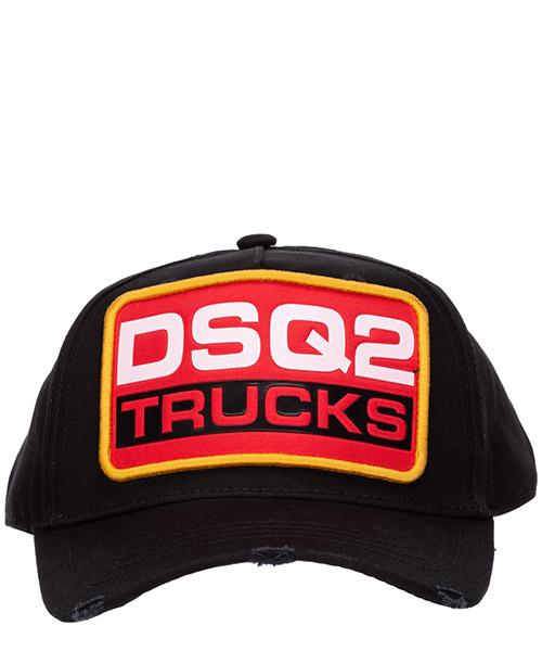 Adjustable men's cotton hat baseball cap trucks secondary image
