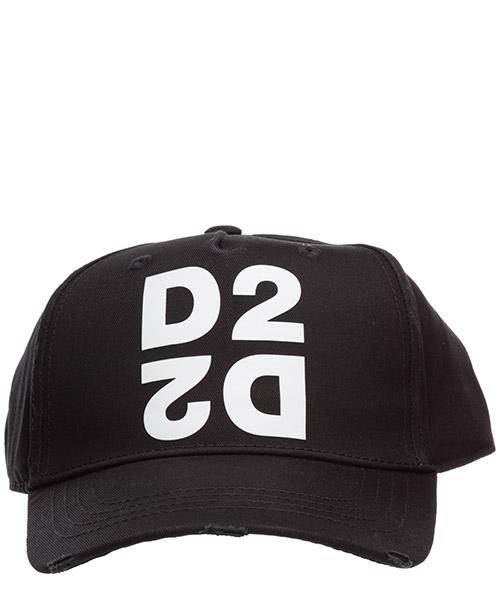 Adjustable men's cotton hat baseball cap baseball mirrored d2 secondary image