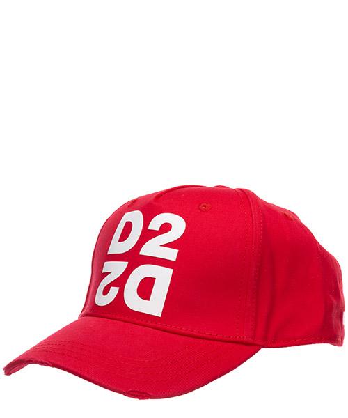 Baseball cap Dsquared2 BCM026505C000014065 rosso