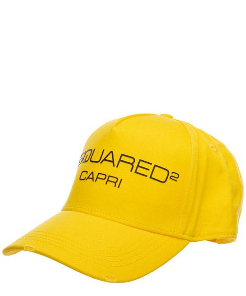 Baseball cap Dsquared2 capri BCM027005C00001M1804 giallo