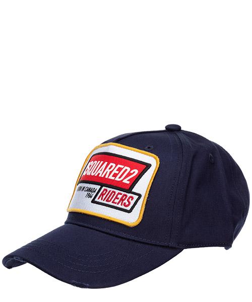 Baseball cap Dsquared2 BCM027105C000013073 blu