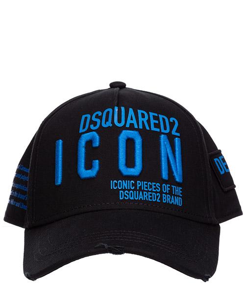 Adjustable men's cotton hat baseball cap baseball icon secondary image