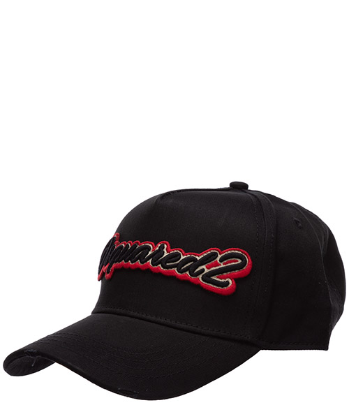 Baseball cap Dsquared2 BCM031305C000013073 navy