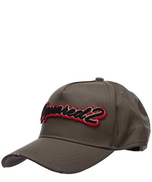 Baseball cap Dsquared2 BCM031305C000018066 militare