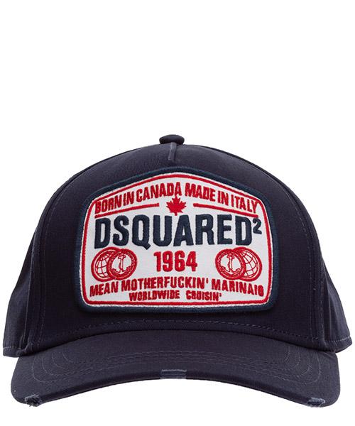 Adjustable men's cotton hat baseball cap d2 worldwide secondary image