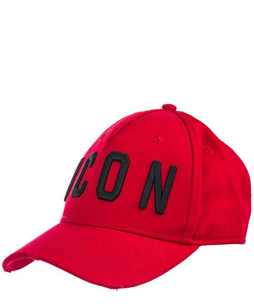 Gorras Dsquared2 Icon BCM400105C00001M090 rosso nero