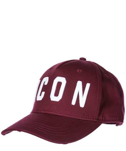 Cappello Dsquared2 BCM400105C00001M1534 rosso