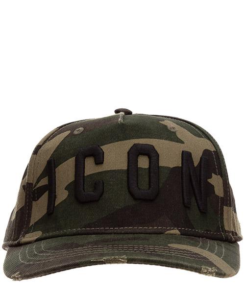 Adjustable men's cotton hat baseball cap icon baseball secondary image