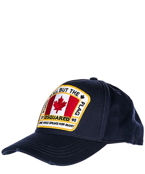Cap Dsquared2 BCM401105C000013073 navy