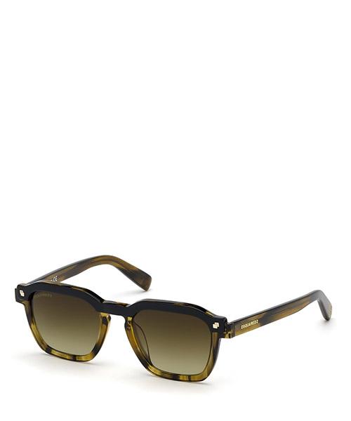 Occhiali da sole Dsquared2 DQ03035095P marrone