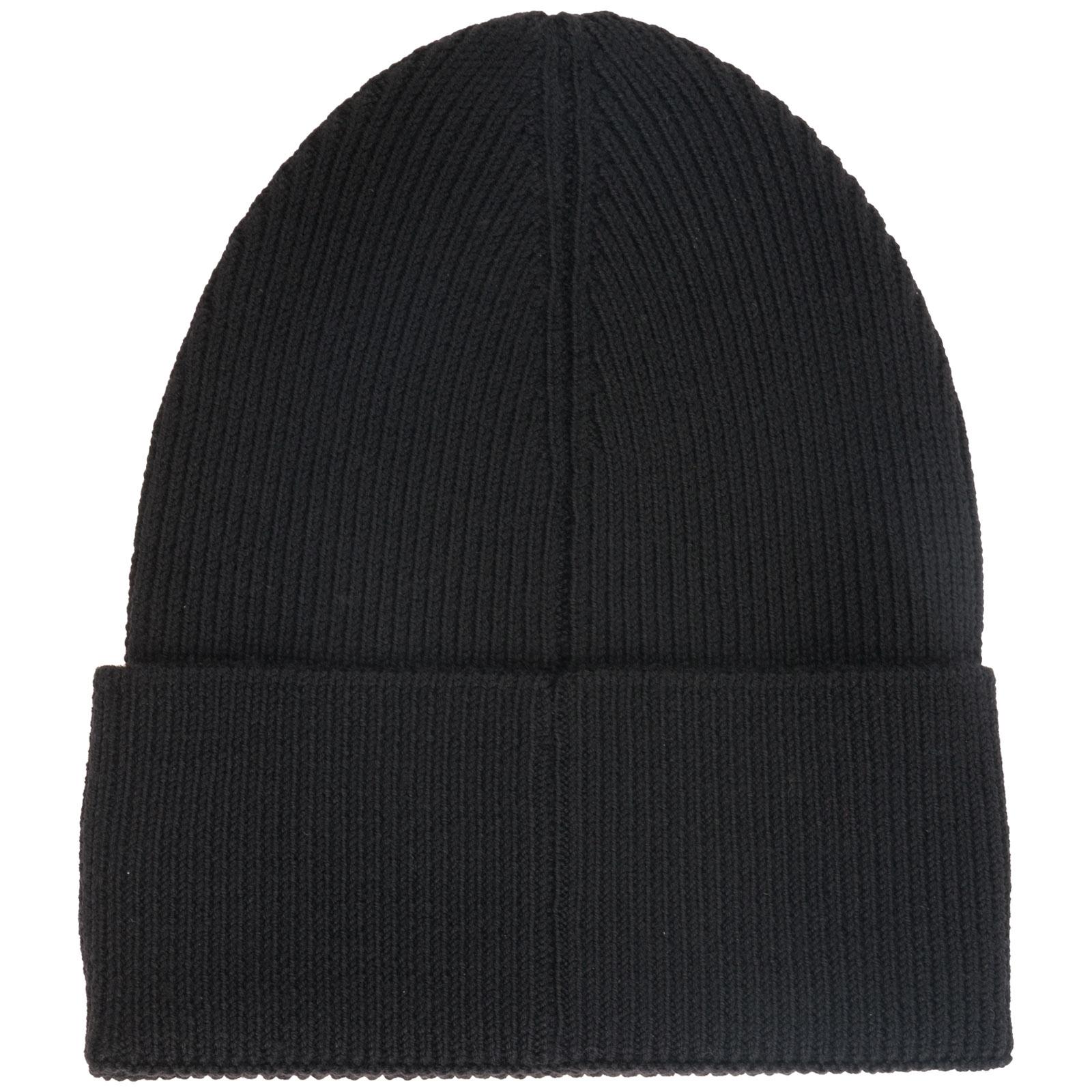 Men's wool beanie hat