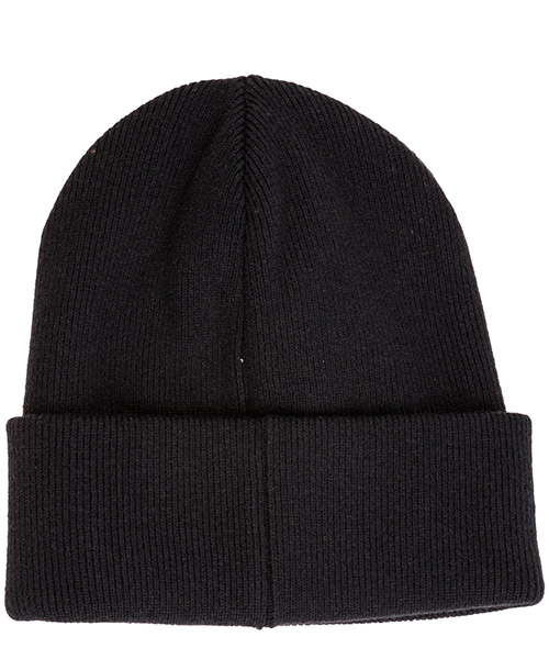Men's wool beanie hat  patch dsq2 milano secondary image