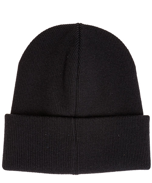 Men's wool beanie hat  patch rock secondary image