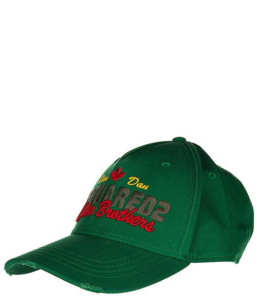 Casquette baseball Dsquared2 W17BC101605C8079 smeraldo