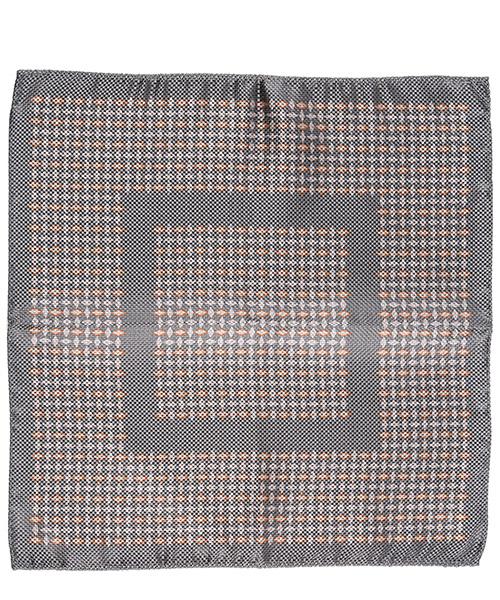 Mouchoir de poche Emporio Armani 3400338A35101044 grigio