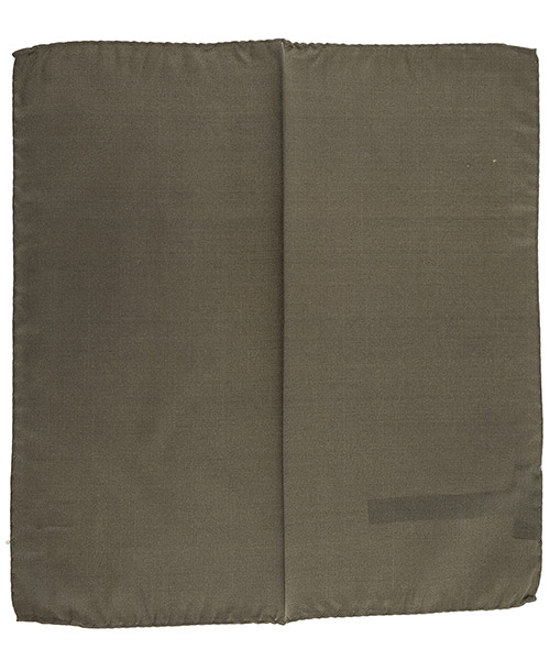Pocket square Emporio Armani 3400338P30000081 sage green