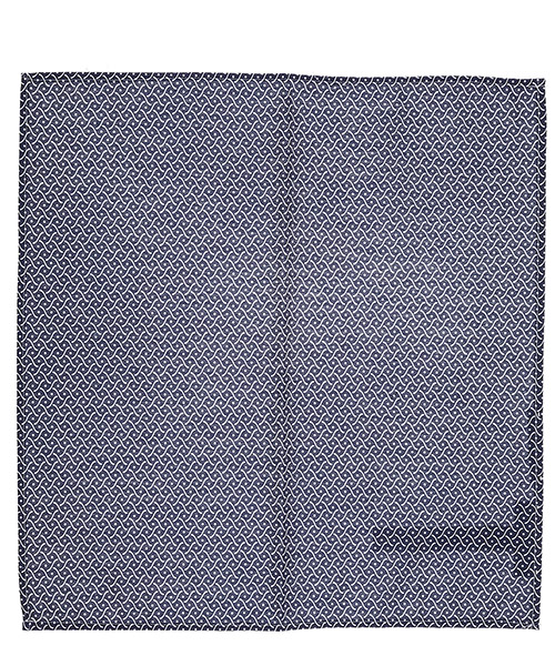 Fazzoletto da taschino Emporio Armani 3400338P40400035 blu