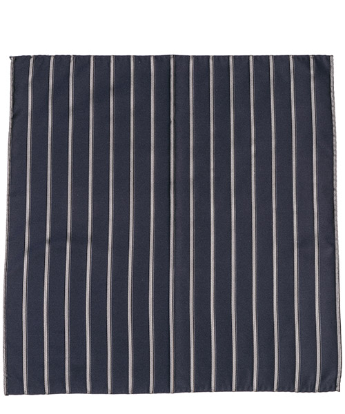 Pocket square Emporio Armani 3400339a32800036 night blue