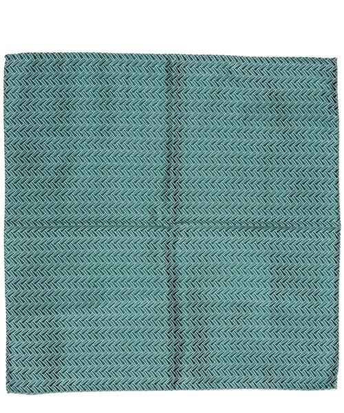 Pocket square Emporio Armani 3400339P32102485 verde