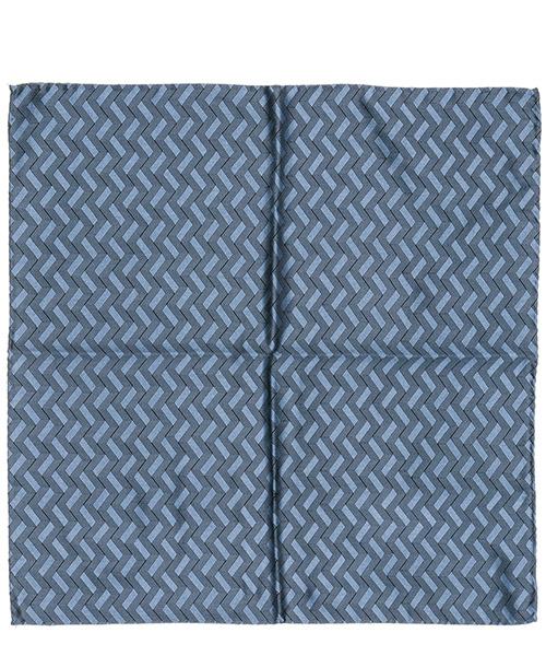 Pañuelo de bolsillo Emporio Armani 3400339P32700042 blu