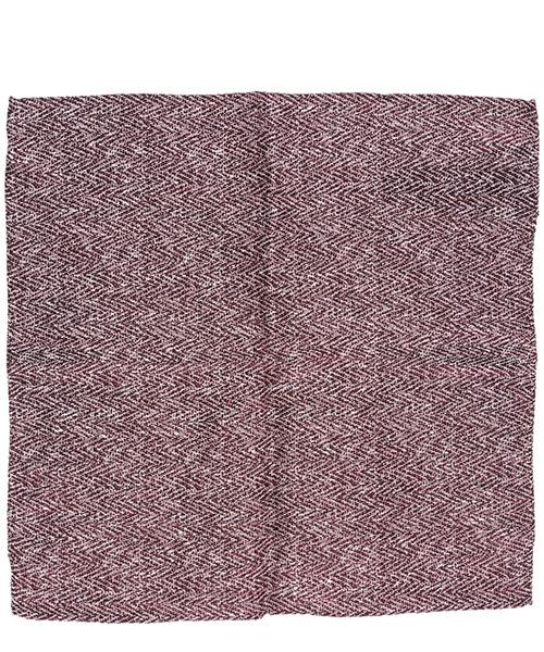 Pocket square Emporio Armani 3400339P33110376 rosso