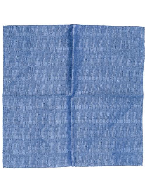Pocket square Emporio Armani 3400339P33216034 blu