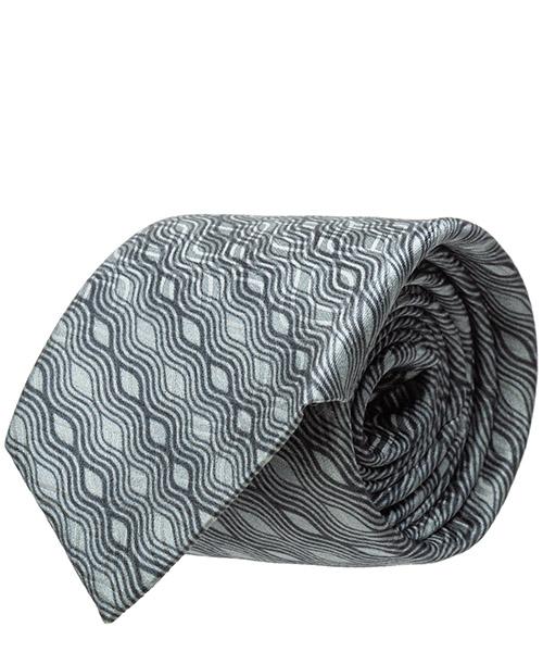 Corbata Emporio Armani 3400750p20200041 grigio