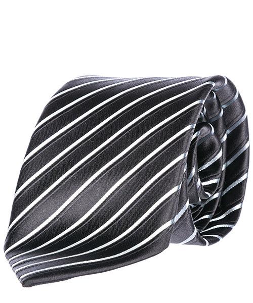 Cravatta Emporio Armani 3400758A30800044 grigio