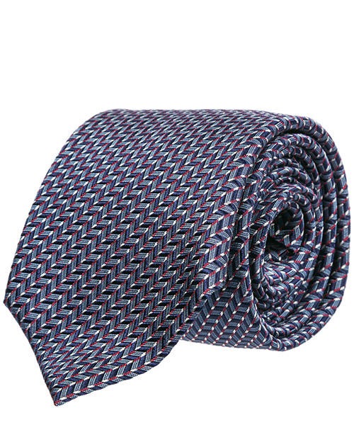 Men's silk tie necktie