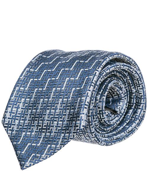 Corbata Emporio Armani 3400759A32300631 azzurro
