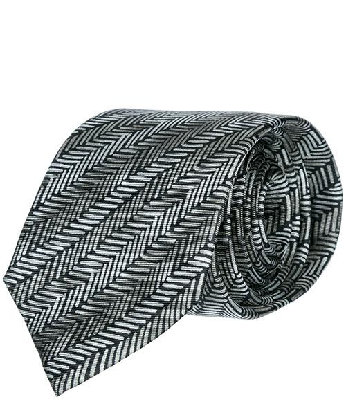 Krawatte Emporio Armani 3400759P20000020 black