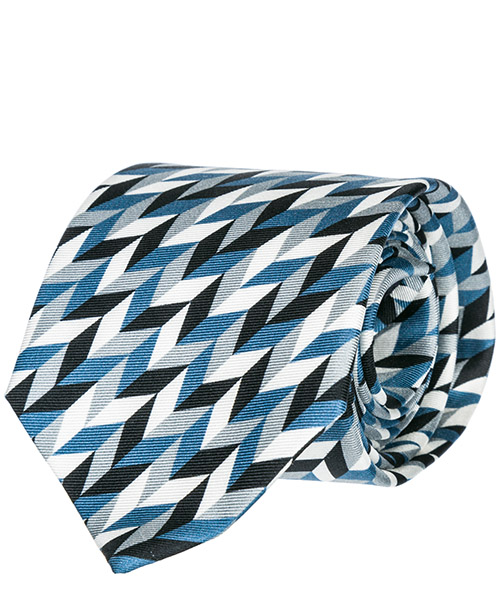 Corbata Emporio Armani 3400759P20016134 blu