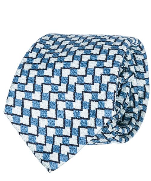 Tie Emporio Armani 3400759P20416134 blue