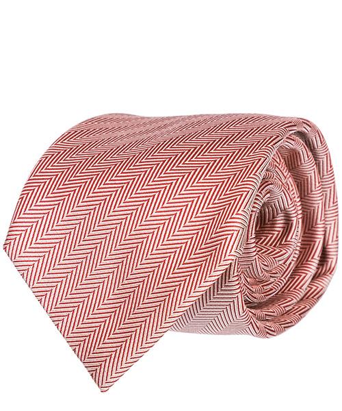 Tie Emporio Armani 3400759P30211970 rosso
