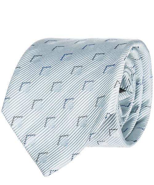 Tie Emporio Armani 3400759P31713030 white