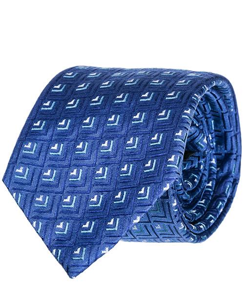 Tie Emporio Armani 3400759P32000033 blue