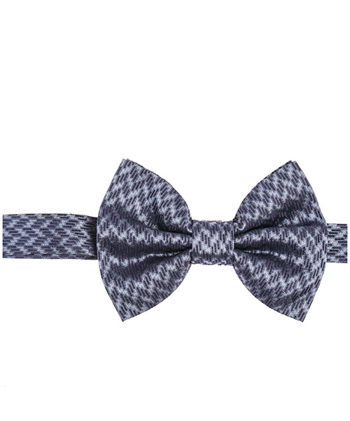 Men's silk bow tie secondary image