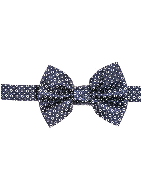 Men's silk bow tie secondary image