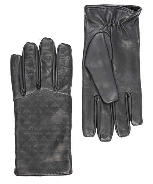 Gloves Emporio Armani 6241418A20500041 grey