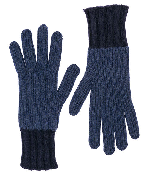 Gants Emporio Armani 6245048A24101537 coastal blue
