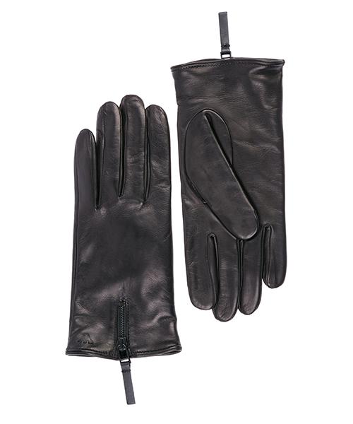 Guanti Emporio Armani 6245098A24600020 black
