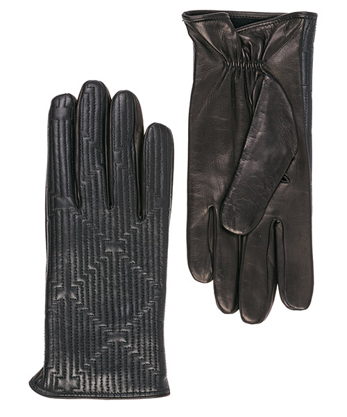 Gloves Emporio Armani 6245119A24200020 black