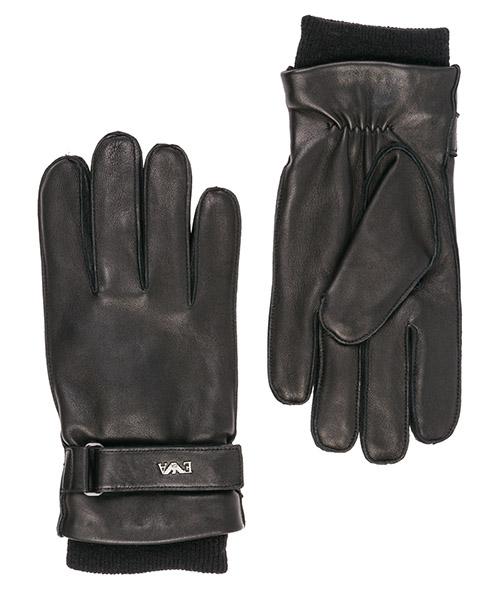 Men's leather gloves