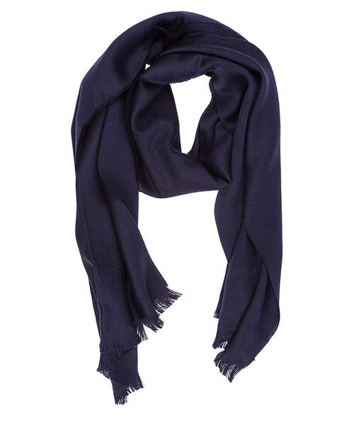 Sciarpa lana Emporio Armani 6250078P30706935 navy blue