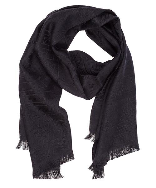 Sciarpa lana Emporio Armani 6250098P306000120 black