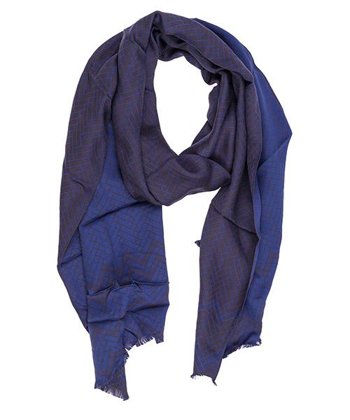 Sciarpa Emporio Armani 6250568A37800044 blue