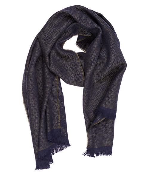 Sciarpa lana Emporio Armani 6250598A38700084 blue